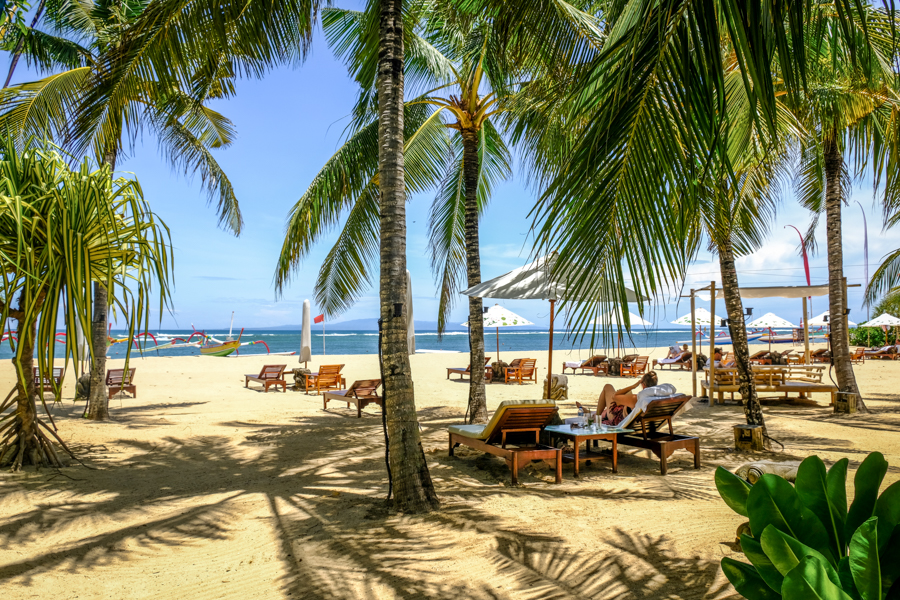 Pantai Sanur Beach