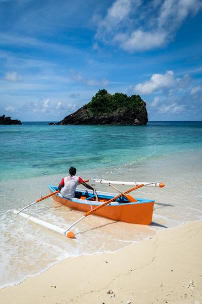 Pulau Masare Island Sulawesi