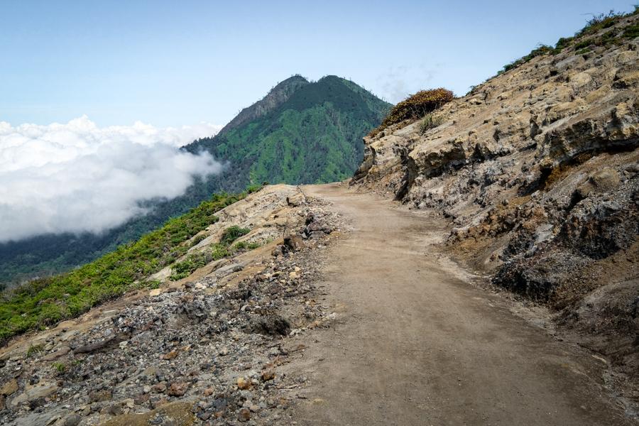 Mount Rante Ijen Trail